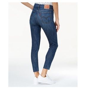 Levi wedgie skinny fit jeans size 31